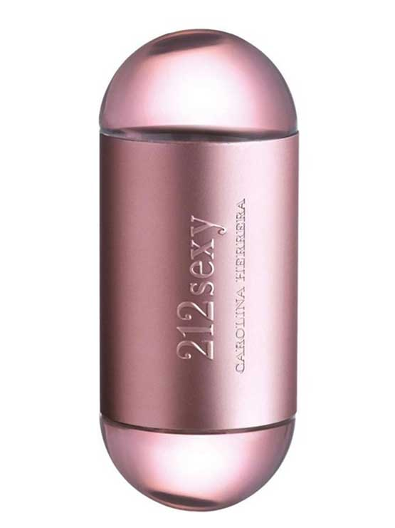 212 Sexy - Tester - for Women, edP 100ml by Carolina Herrera